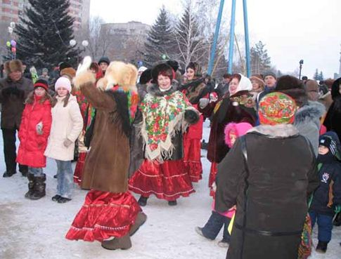 We celebrate Orthodox Christmas on January 7th because of the calendar alterations. A lot of Russians also celebrate Christmas on January 25th together with ...